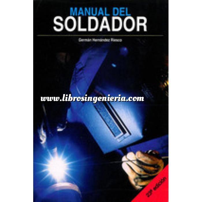 Imagen Soldadura Manual del Soldador
