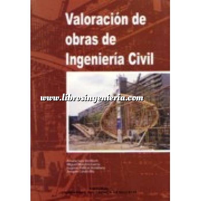Imagen Tasaciones  Valoración de obras de ingenieria civil