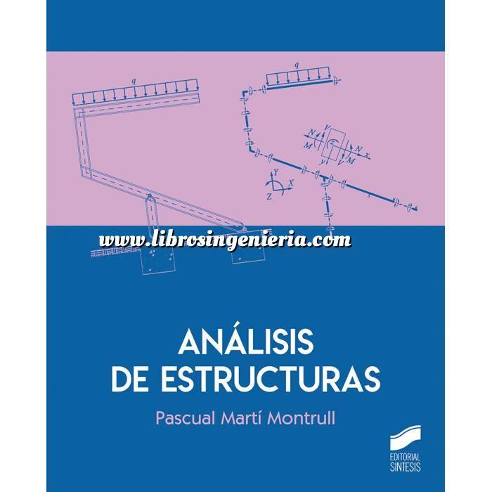 Imagen Teoría de estructuras Análisis de estructuras