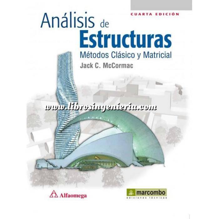 Imagen Teoría de estructuras Análisis de estructuras métodos clasico y matricial