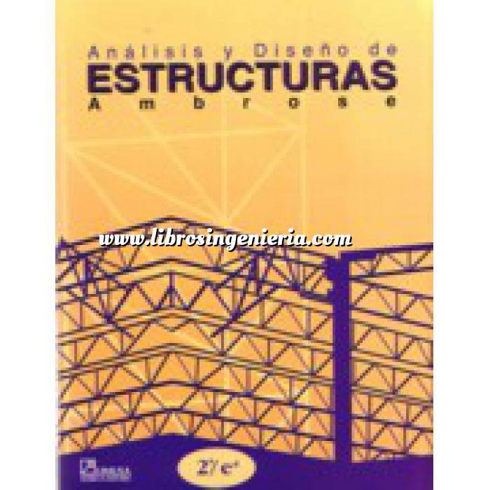 Imagen Teoría de estructuras Análisis y diseño de estructuras