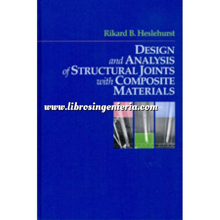 Imagen Teoría de estructuras Design and Analysis of Structural Joints with Composite Materials