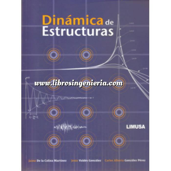 Imagen Teoría de estructuras Dinámica de estructuras