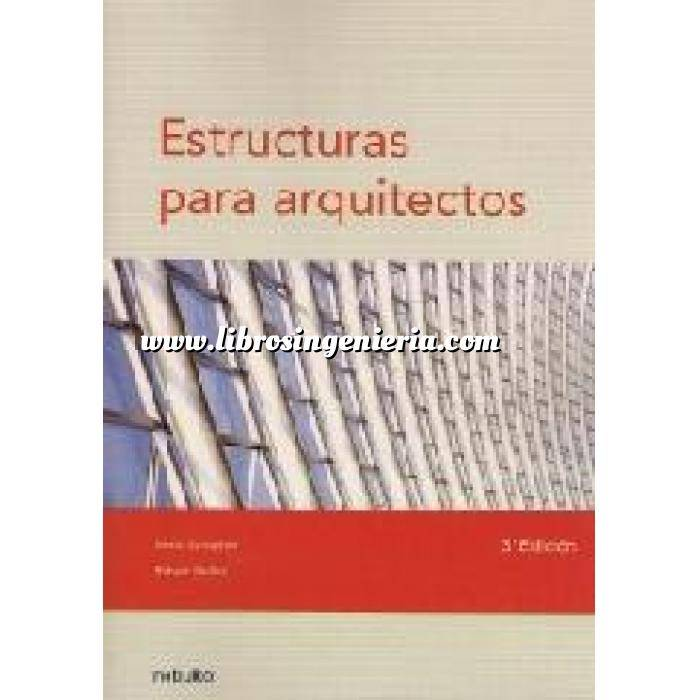 Imagen Teoría de estructuras Estructuras para arquitectos
