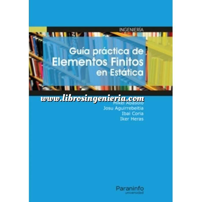 Imagen Teoría de estructuras Guía práctica de elementos finitos en estática