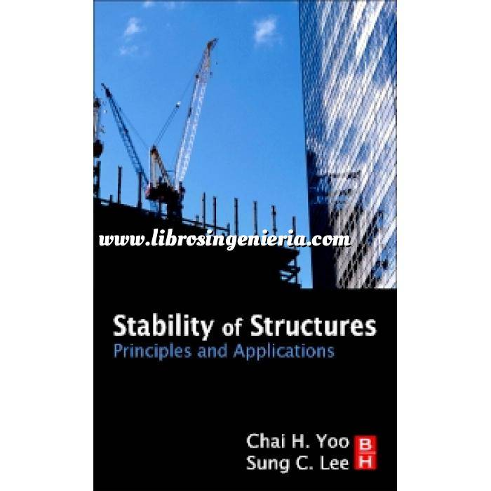 Imagen Teoría de estructuras Stability of Structures.Principles and Applications