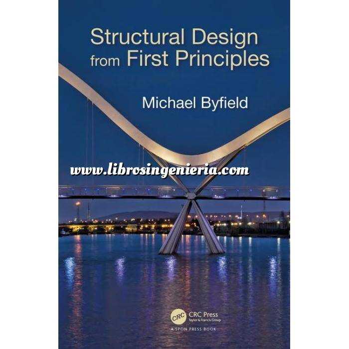 Imagen Teoría de estructuras Structural Design from First Principles