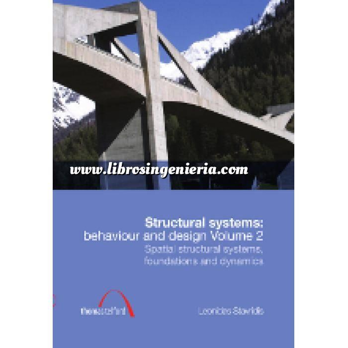 Imagen Teoría de estructuras Structural systems: behaviour and design  2 Volumes