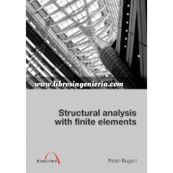 Imagen Teoría de estructuras Strutctural Analysis with finite element