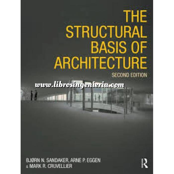 Imagen Teoría de estructuras The Structural Basis of Architecture