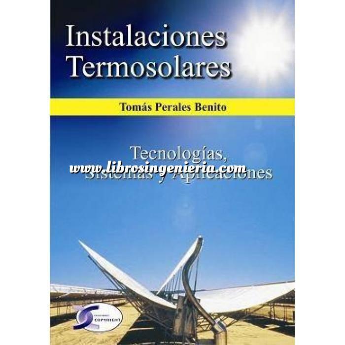 Imagen Termosolares Instalaciones termosolares tecnologias sistemas y aplicaciones