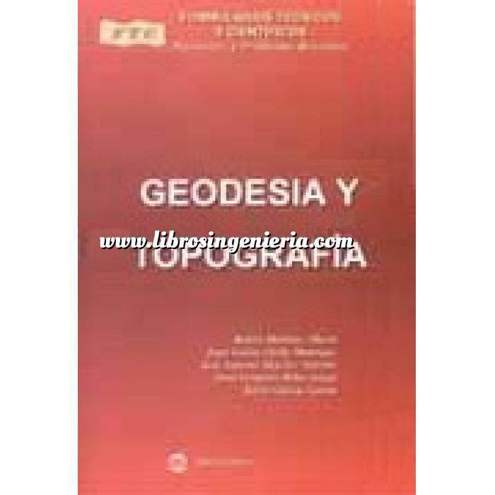 Imagen Topografía Geodesia y topografia
