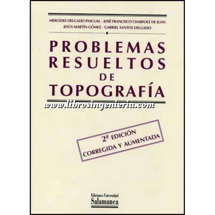 Imagen Topografía Problemas resueltos de topografia
