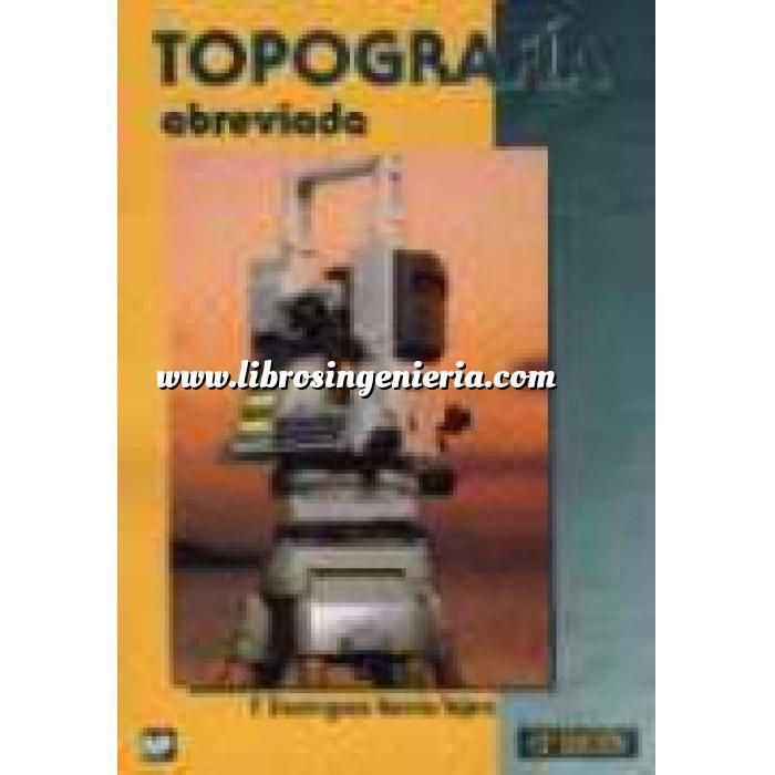 Imagen Topografía Topografía abreviada.