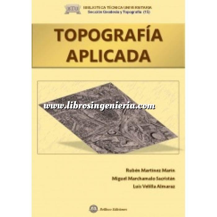 Imagen Topografía Topografía aplicada