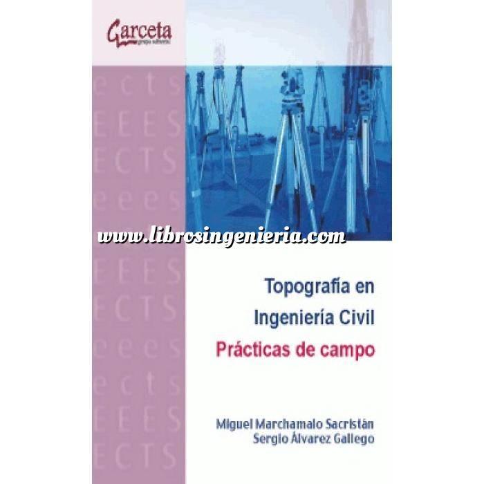 Imagen Topografía Topografía en ingeniería civil. Prácticas de campo