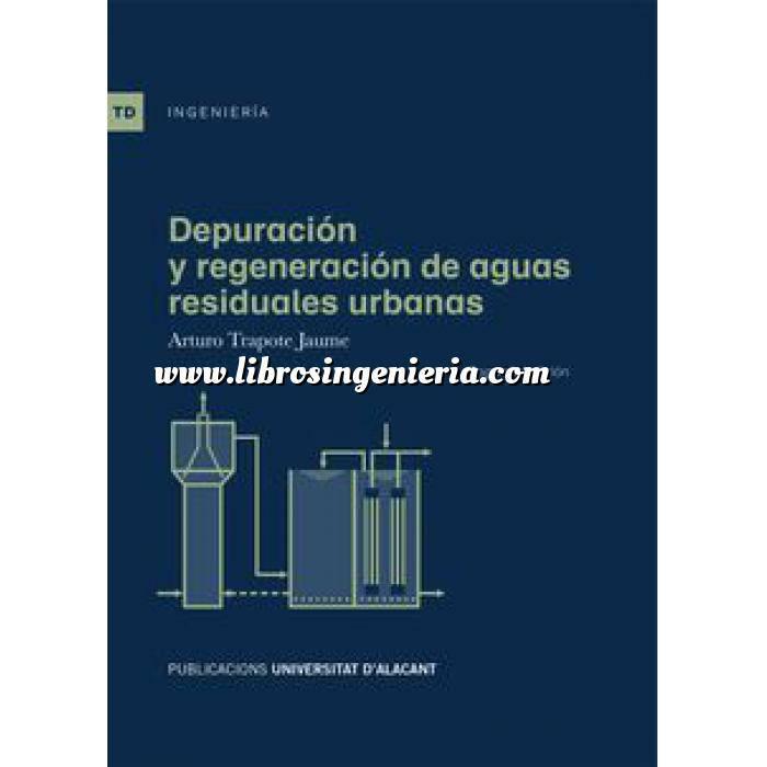 Imagen Tratamiento y depuración de aguas Depuración y regeneración de aguas residuales urbanas