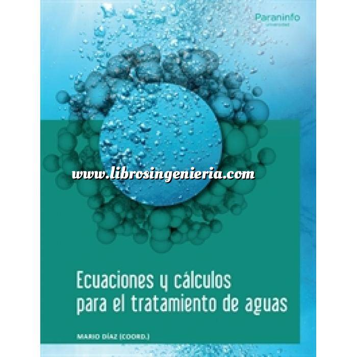 Imagen Tratamiento y depuración de aguas Ecuaciones y cálculos para el tratamiento de aguas