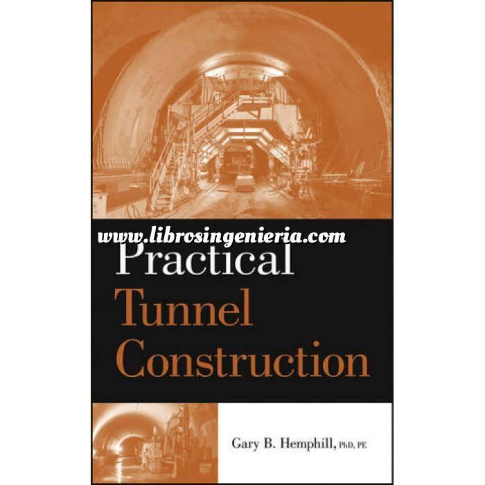 Imagen Túneles y obras subterráneas Practical tunnel construction