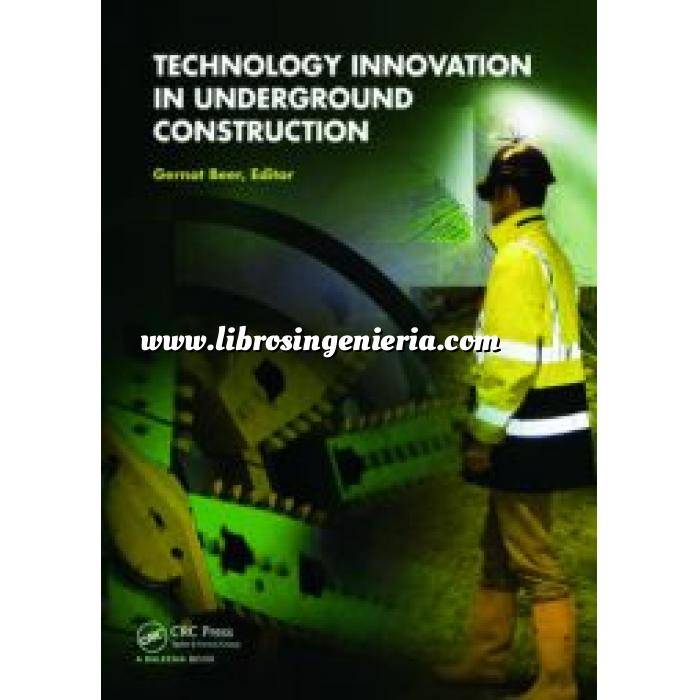 Imagen Túneles y obras subterráneas Technology Innovation in Underground Construction