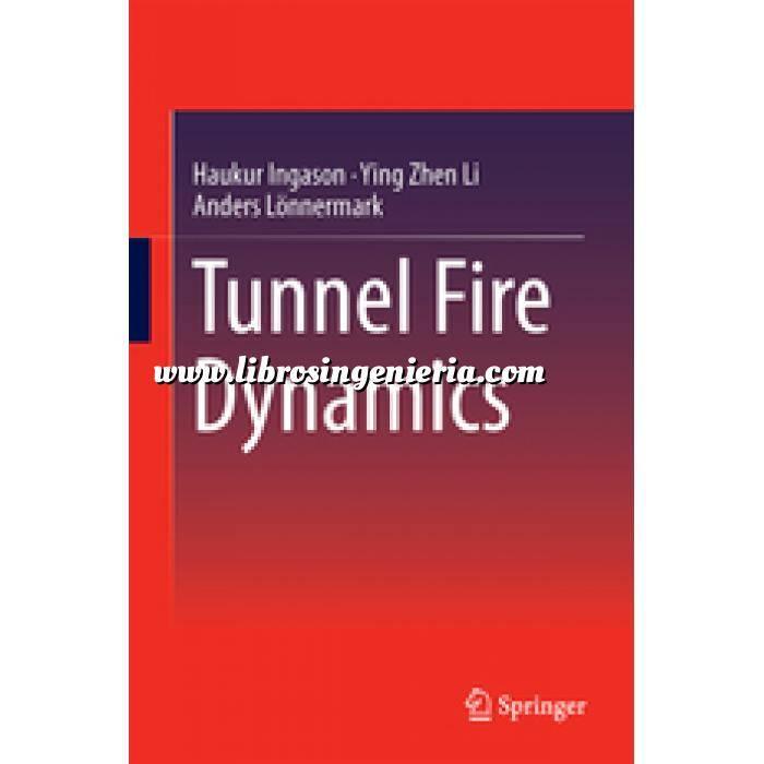 Imagen Túneles y obras subterráneas Tunnel Fire Dynamics