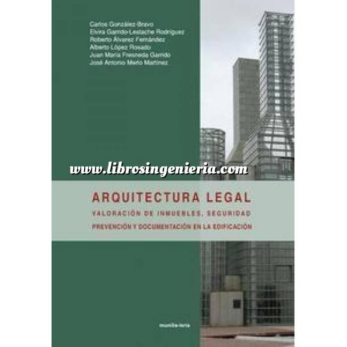 Imagen Valoraciones inmobiliarias Arquitectura Legal. Valoración de inmuebles, seguridad, prevención y documentación en la edificación