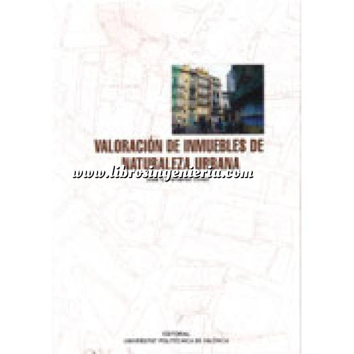 Imagen Valoraciones inmobiliarias Valoración de inmuebles de naturaleza urbana