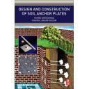 Cimentaciones - Design and Construction of Soil Anchor Plates