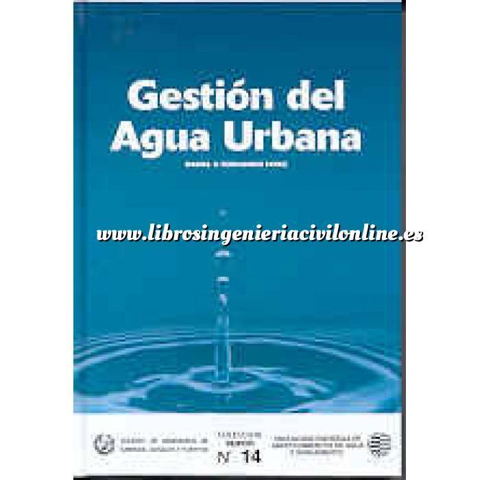 Imagen Abastecimiento de aguas y alcantarillado Gestion del agua urbana