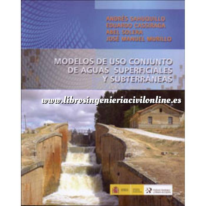 Imagen Abastecimiento de aguas y alcantarillado Modelos de uso conjunto de aguas superficiales y subterráneas