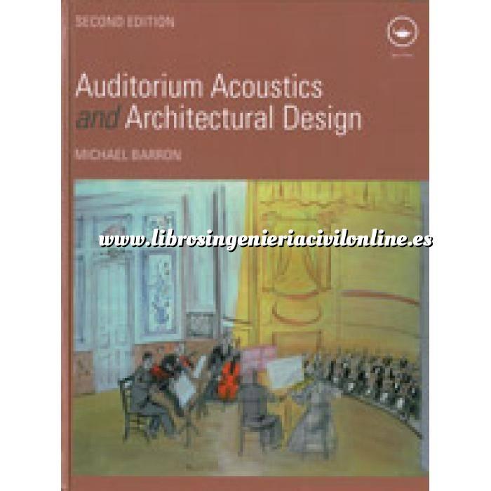 Imagen Acústica, ruido Auditorium acoustics and architectural design