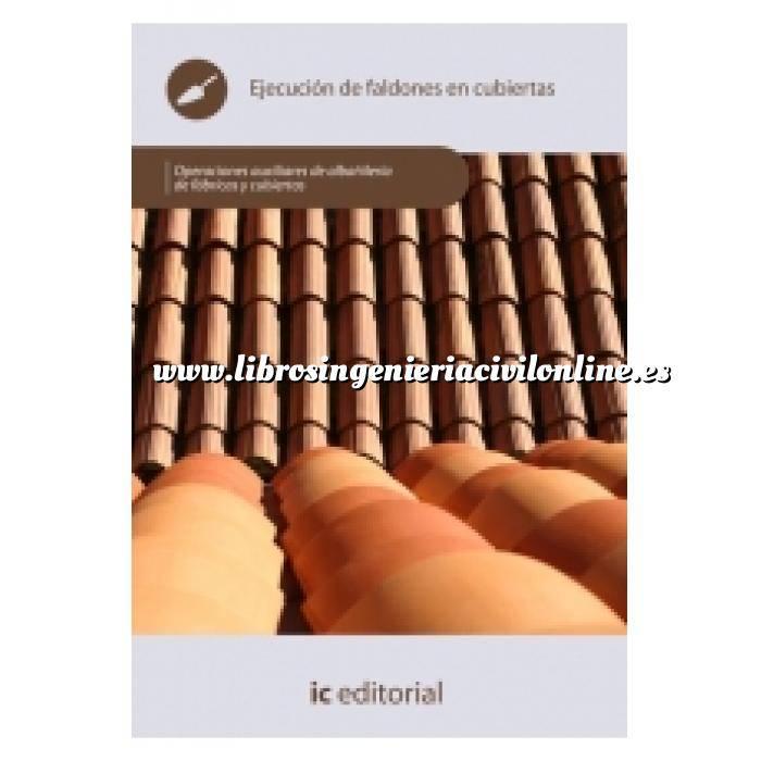 Imagen Albañilería  Ejecución de faldones en cubiertas
