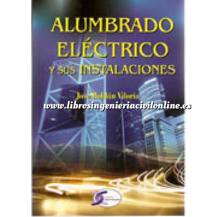 Imagen Alumbrado de exterior Alumbrado eléctrico y sus instalaciones