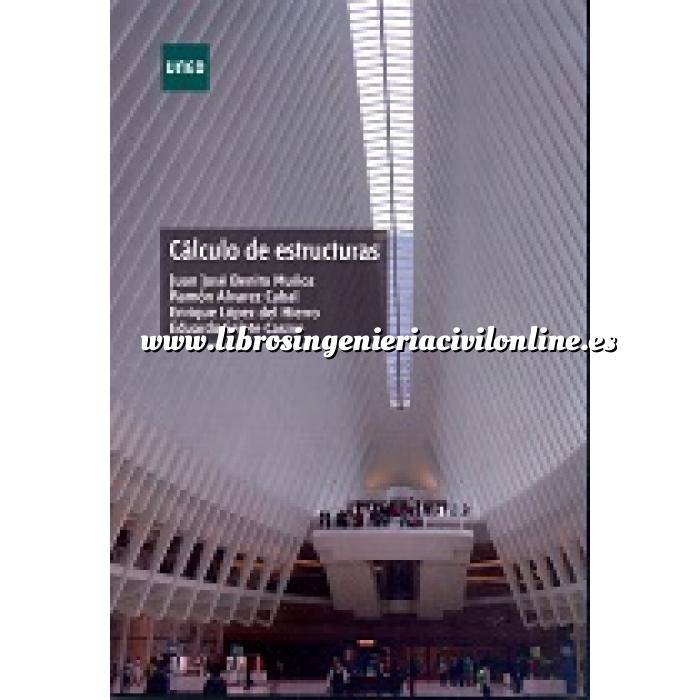 Imagen Cálculo de estructuras Cálculo de Estructuras