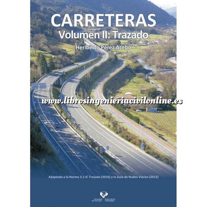 Imagen Carreteras Carreteras. Volumen II: Trazado