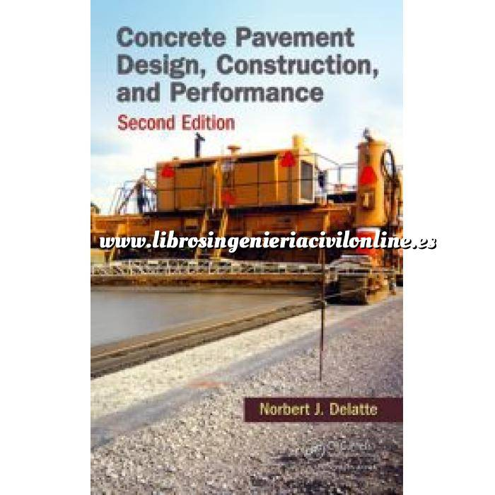 Imagen Carreteras Concrete Pavement Design, Construction, and Performance