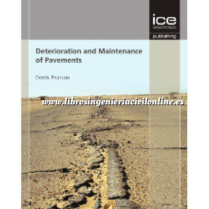 Imagen Carreteras Deterioration and Maintenance of Pavements