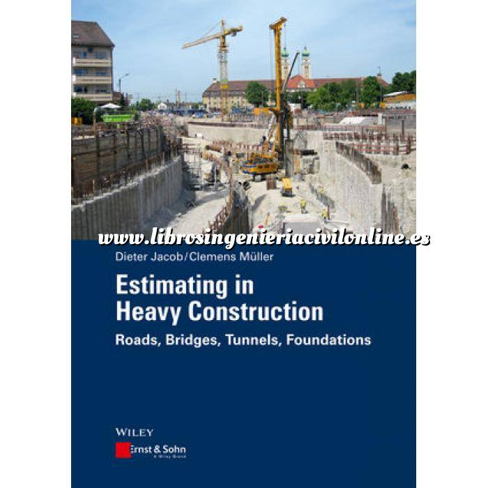 Imagen Carreteras Estimating in Heavy Construction Roads, Bridges, Tunnels, Foundations