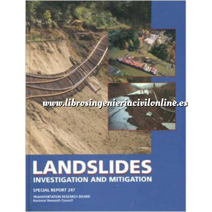 Imagen Carreteras Landslides: Investigation and Mitigation
