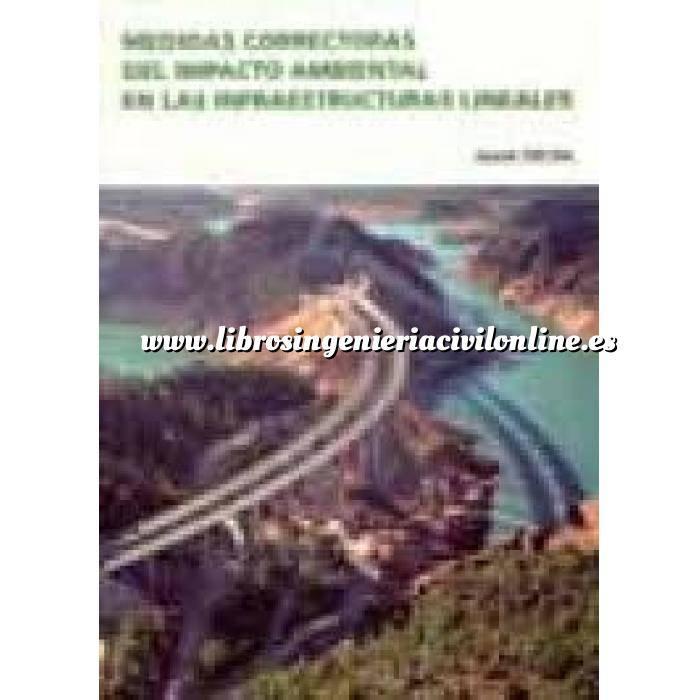 Imagen Carreteras Medidas correctoras del impacto ambiental en las infraestructuras lineales