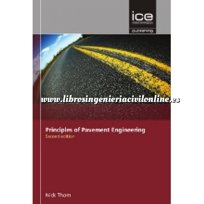 Imagen Carreteras Principles of Pavement Engineering