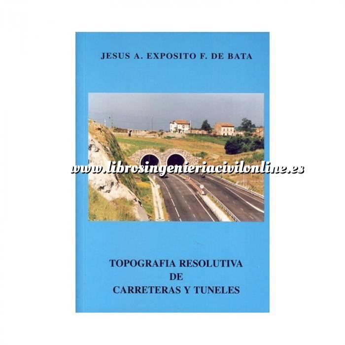 Imagen Carreteras Topografía resolutiva de carreteras y túneles