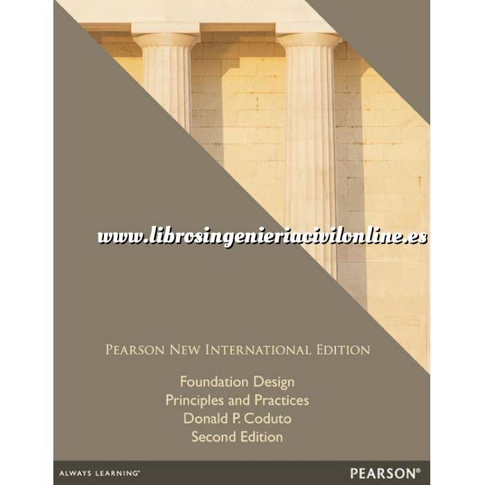 Imagen Cimentaciones Foundation Design: Principles and Practices
