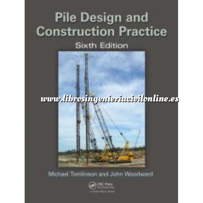 Imagen Cimentaciones Pile Design and Construction Practice