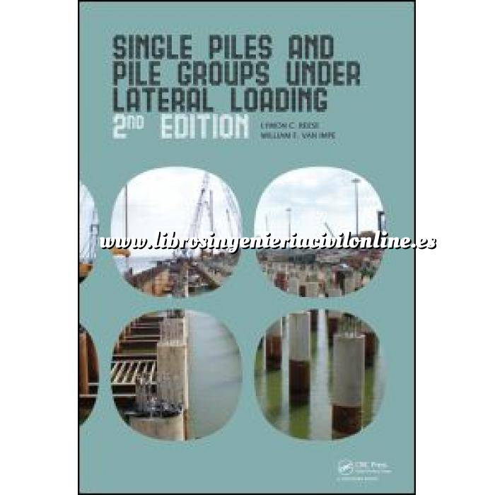 Imagen Cimentaciones Single Piles and Pile Groups Under Lateral Loading