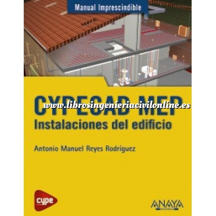 Imagen Climatización, calefacción, refrigeración y aire CYPECAD MEP. Instalaciones del edificio