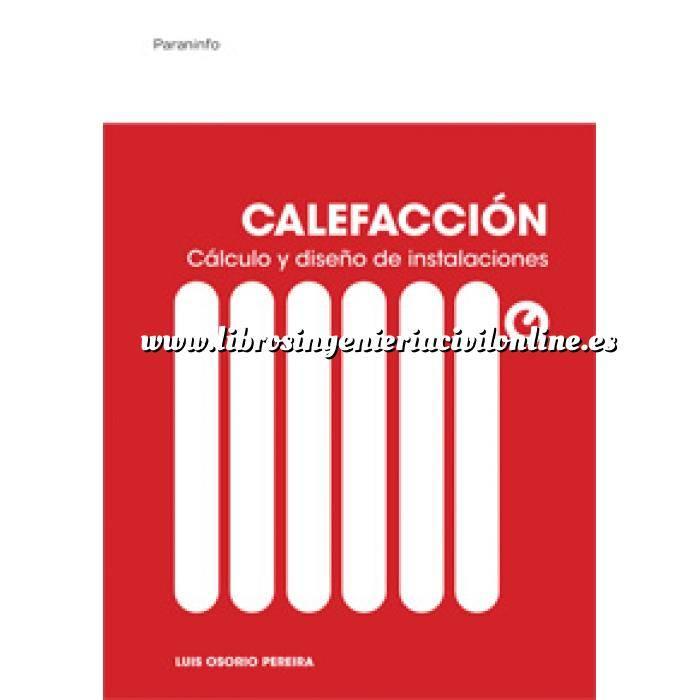 Imagen Climatización, calefacción, refrigeración y aire Calefacción.Cálculo y diseño de instalaciones