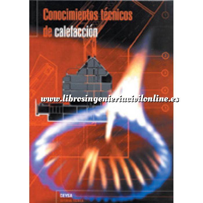 Imagen Climatización, calefacción, refrigeración y aire Conocimientos técnicos de calefacción