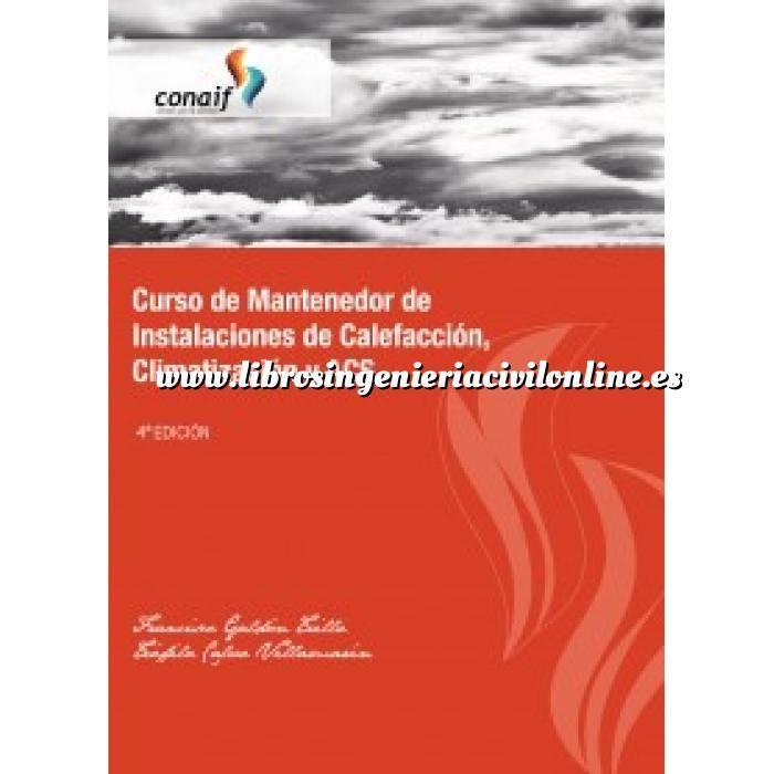 Imagen Climatización, calefacción, refrigeración y aire Curso de mantenedor de instalaciones de calefacción,climatización y A.C.S.