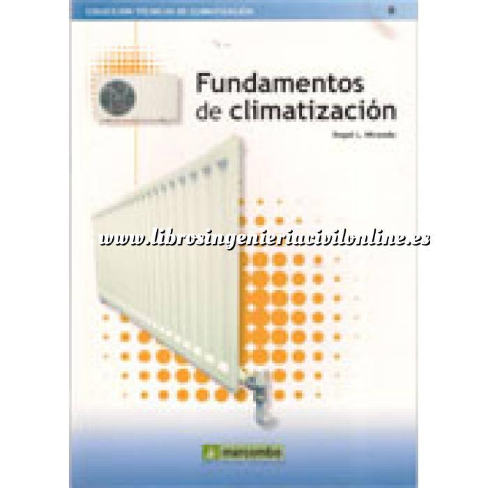 Imagen Climatización, calefacción, refrigeración y aire Fundamentos de climatización